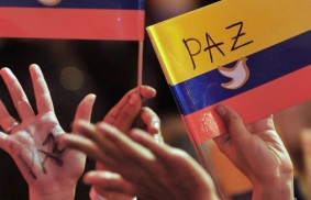 Colombia: people capable of peace