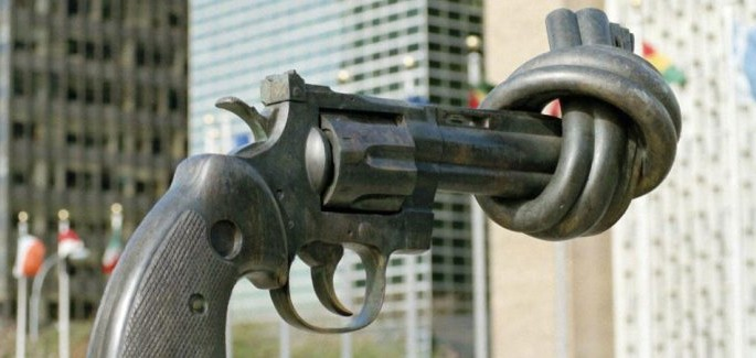 Manufacturing weapons, a matter of conscience
