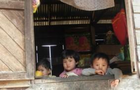 Apoio à distância em Mianmar