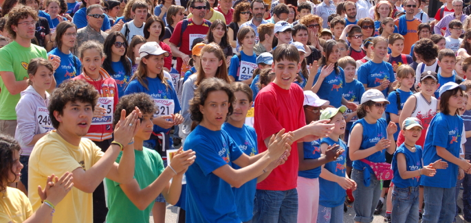 2016 United World Week and Run4Unity