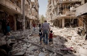 Por qué nos quedamos en Siria