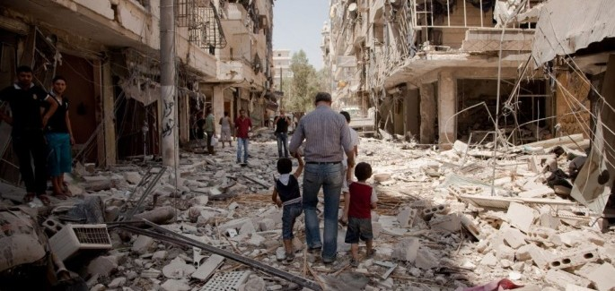 Why we stayed in Syria