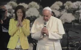 La preghiera di Papa Francesco