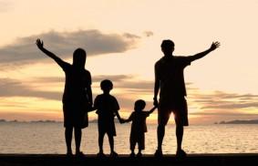 Famiglia: la gioia dell'amore