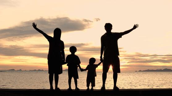 Famille : la joie de l'amour