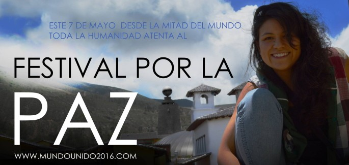 In Ecuador, a festival of peace in the middle of the world