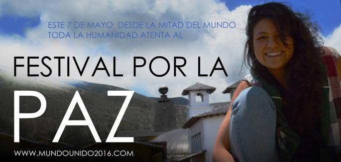 """Ecuador: festival per la pace alla """"Metà del Mondo"""""""