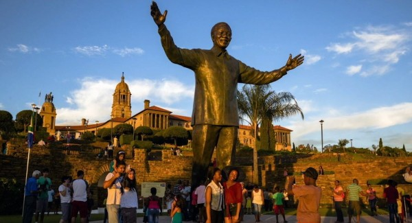 South Africa: The fruits of forgiveness