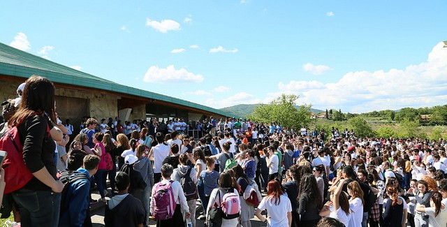Primero de mayo en Loppiano: menos muros y más sinergias
