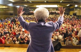 Chiara Lubich and Youth for a United World