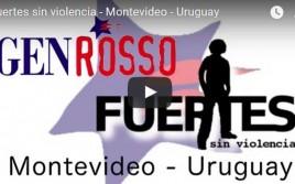 O Gen Rosso no Uruguai, o  vídeo