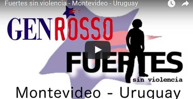 Gen Rosso in Uruguay , the Video