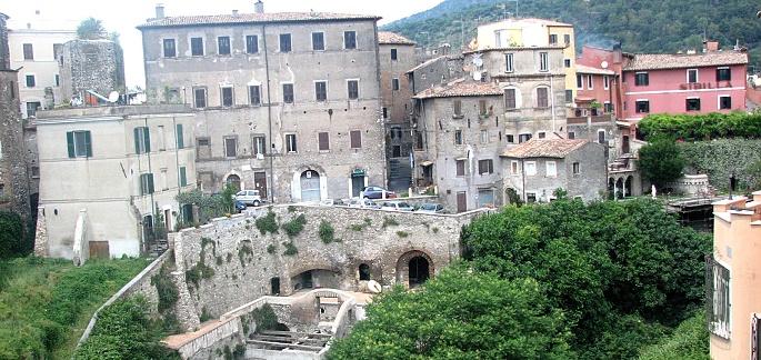 Igino Giordani et Tivoli, sa ville natale