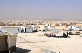 Volunteering in Jordanian Refugee Camps
