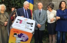 Viterbo: Ein Park wird Chiara Lubich gewidmet