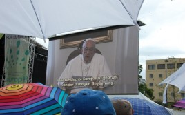 Video message from Pope Francis for Together for Europe