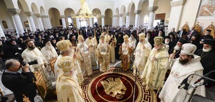 Il Grande e Santo Sinodo della Chiesa Ortodossa