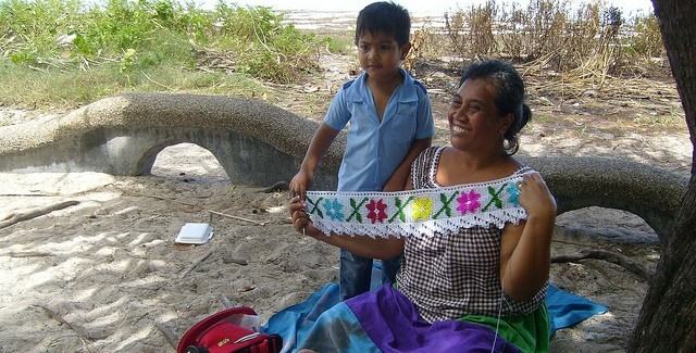 A Kiribati United World Project in Action!