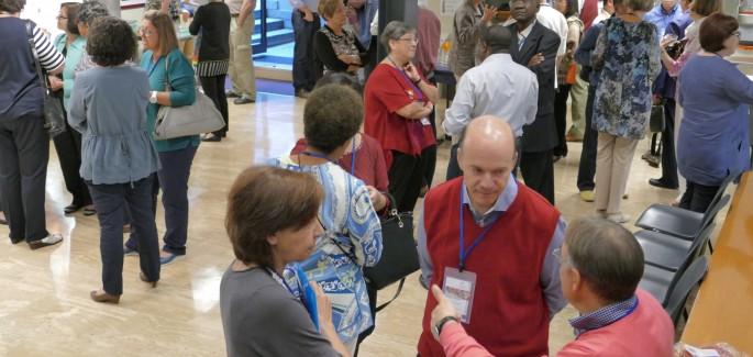 Incontro delegati dei Focolari (Europa)