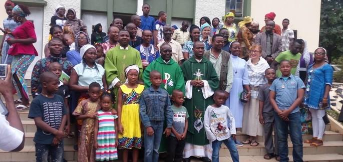 Mariapolis in Nigeria a school of unity