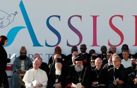 From Assisi to Assisi, from Francis to Francis