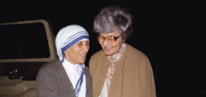 Mother Teresa, a great teacher of the art of loving