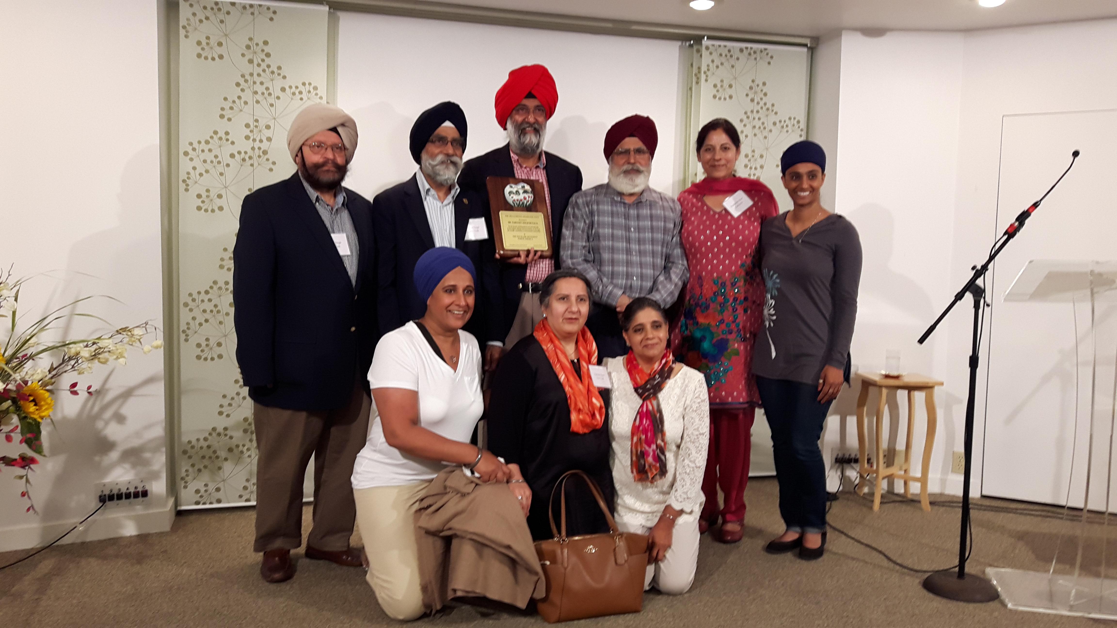 sikh delegation