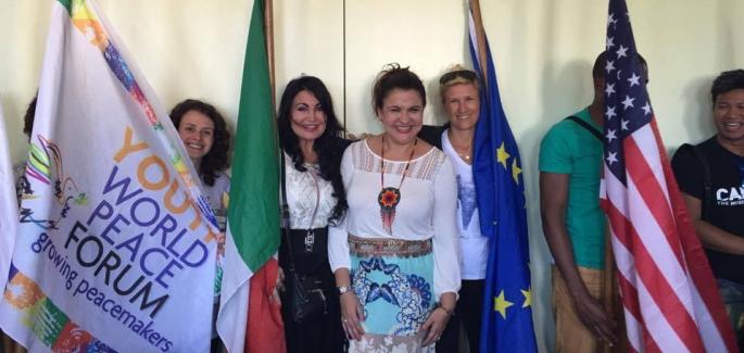 Brasil: Fórum Mundial da Paz 2016