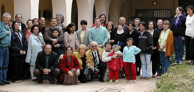 50 anni dei Focolari in Nord Africa e Medio Oriente