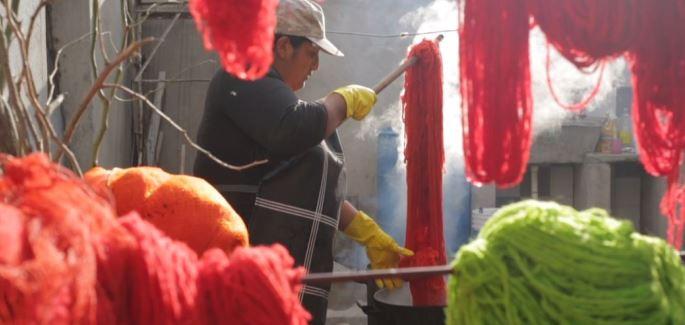 Tinku Kamayu – The women of woolen threads (Argentina)