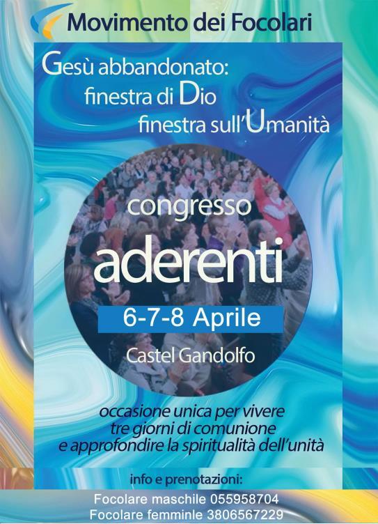 Congresso Aderenti