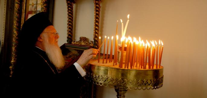 Congratulations Patriarch Bartholomew!