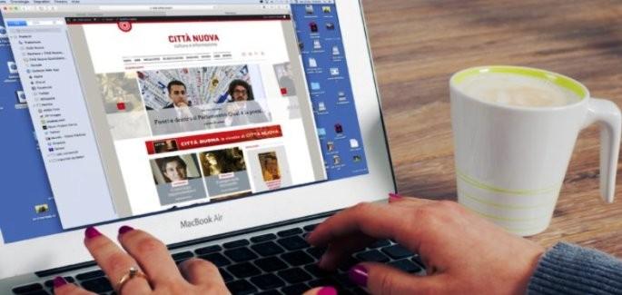 Nuova piattaforma digitale per Città Nuova