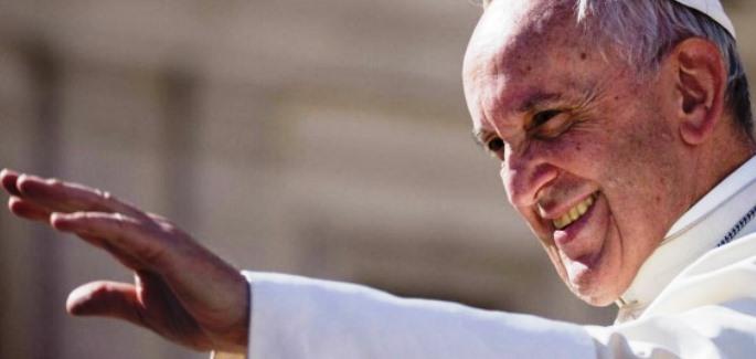 Happy birthday, Pope Francis!