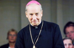 Bishop Javier Echevarría has passed away