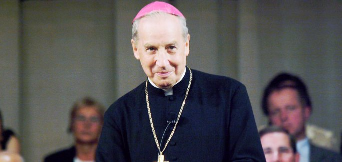 Falleció Mons. Javier Echeverría