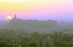 La Paix crie à Alep