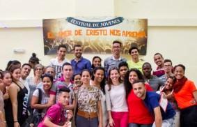 Semaine de l'unité à La Havane