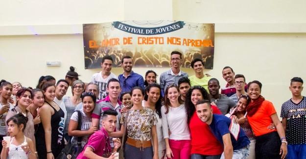 Prayer for Unity in Havana