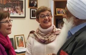 Inghilterra: amicizie interreligiose