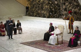 The Economy of Communion and Pope Francis