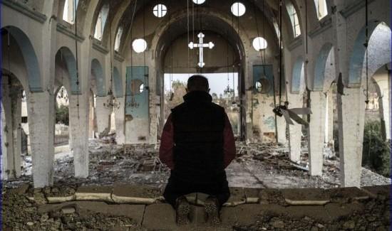 Syrie: un Carême dans les larmes
