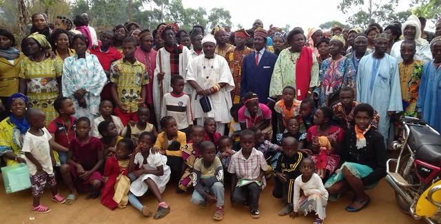 Fonjumetaw: Nuova Evangelizzazione