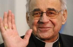 Funerale del Cardinale Vlk