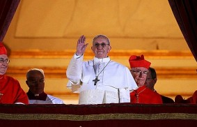 "Pope Francis's exhortation to ""Go Forth"""