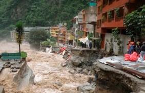 Peru: Two Months Underwater