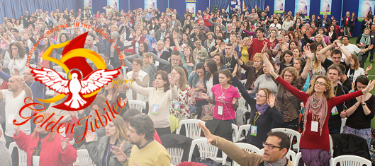 Golden Jubilee of the Catholic Charismatic Renewal