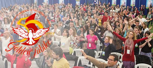 Golden Jubilee of the Catholic Charismatic Renewal