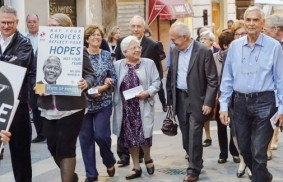Celebrating a Europe of Hope in Malta