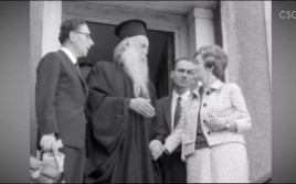 Athenagoras and Chiara Lubich